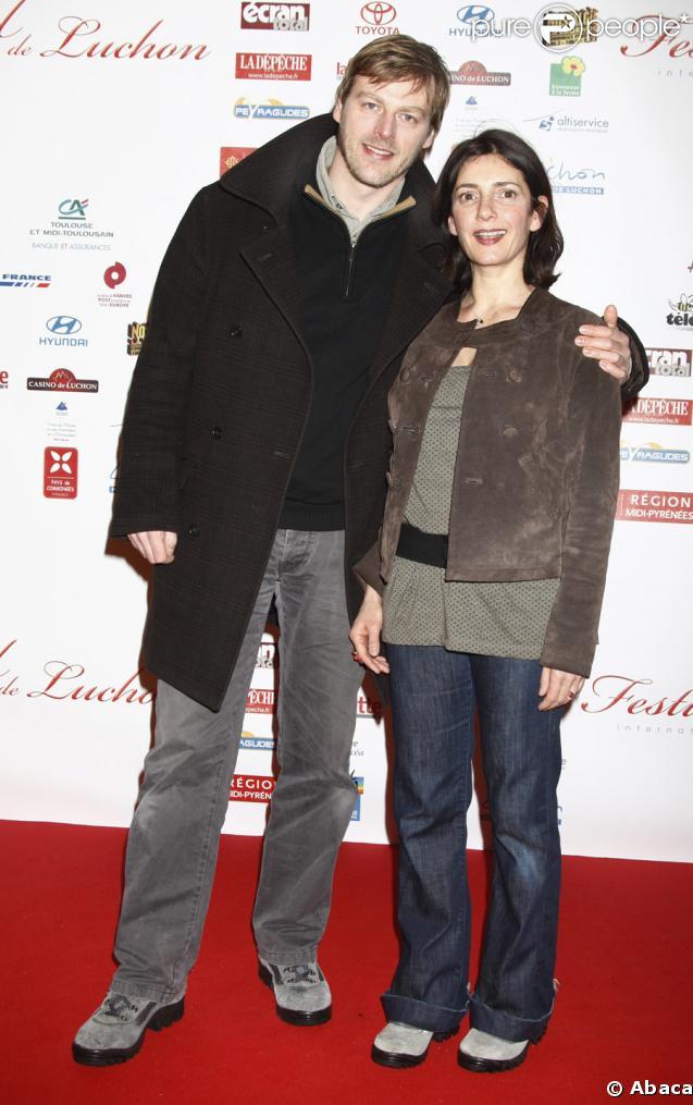 Top people val rie karsenti - Valerie damidot et son mari ...