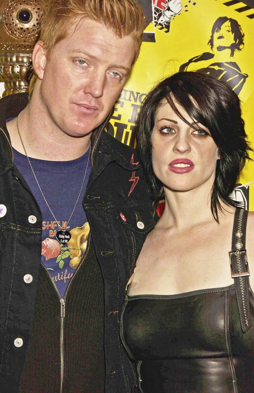Top josh homme brody dalle wedding images for pinterest for Josh homme tattoos